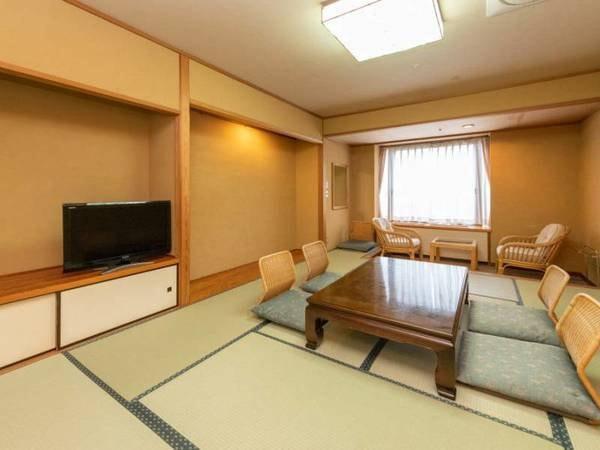 《禁煙》和室スタンダード(姫川側)/一例