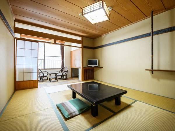 和室10帖(旧館・トイレなし・洗面付)一例
