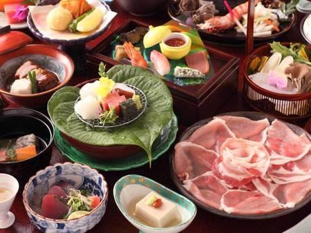 季節の和食会席プラン/一例