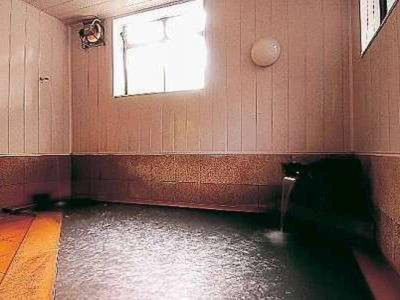 御影石風呂