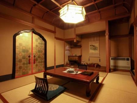 客室Aプラン(厳選木造)一例