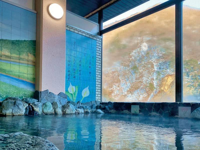 大浴場 「しぶつの湯」・露天風呂 「水鏡」/水鏡