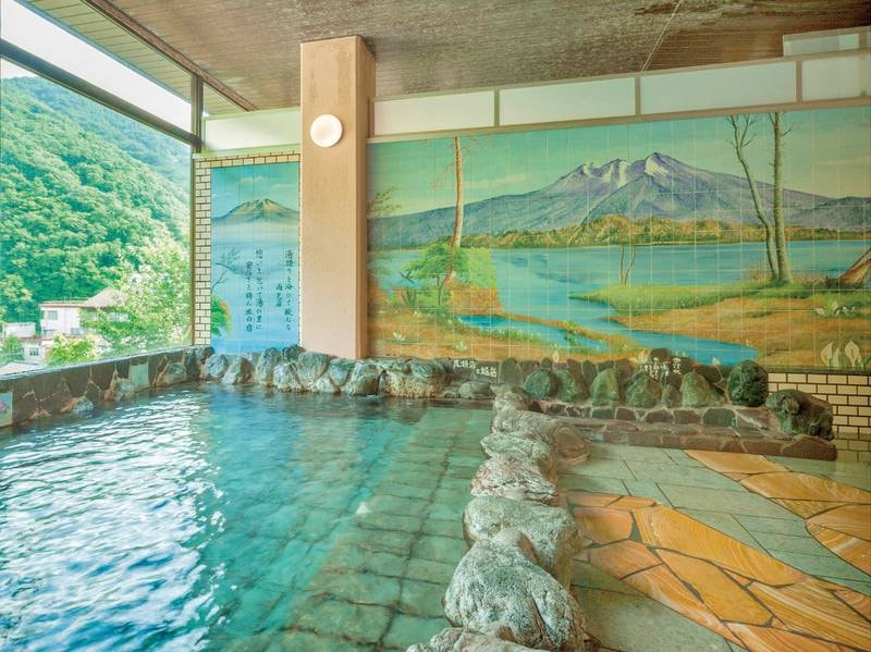 大浴場 「ひうちの湯」