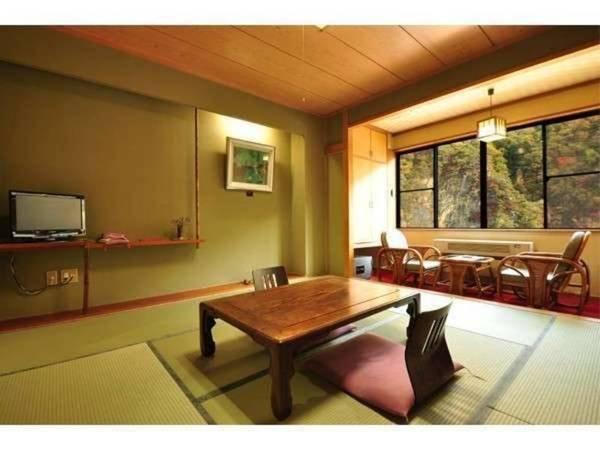 眺望の良い和室10畳(トイレ・洗面台付)/一例