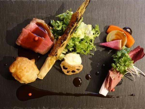 選べるメイン料理【夕食のみ】/一例
