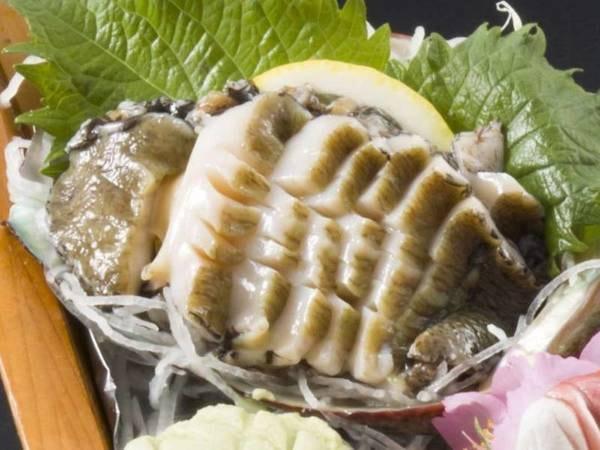 あわびのお造り付!少し贅沢な創作伊豆料理プラン/一例