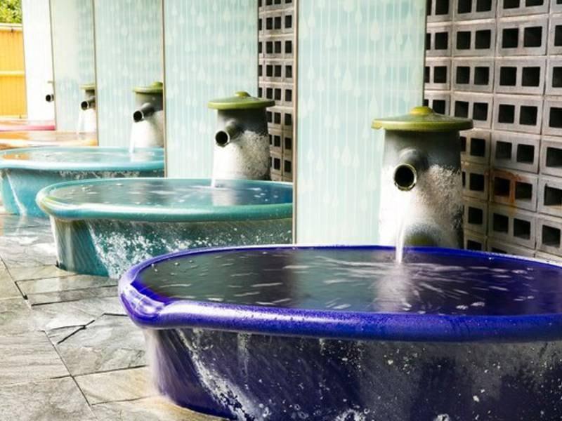 (露天)さやかの湯/趣のある空間でゆったりお寛ぎくださいませ