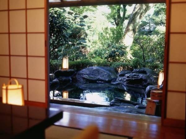 露天風呂付・特別室「木犀(もくせい)」