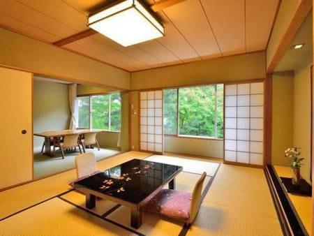 庭園側・標準和室/一例