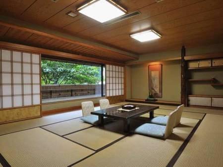 山側・二間大部屋和室/一例
