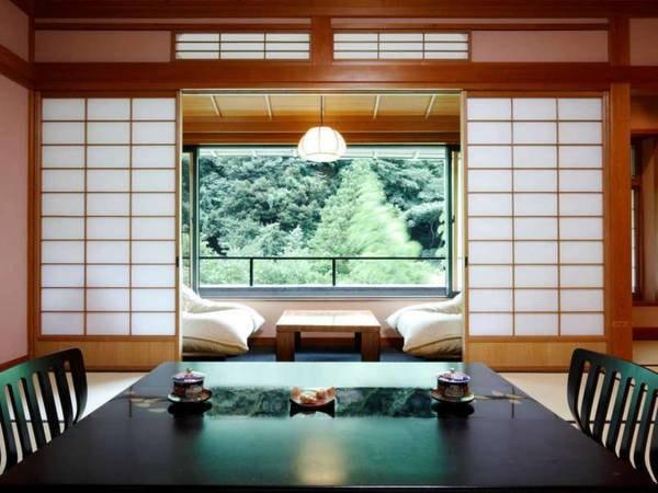 山側・標準和室/一例