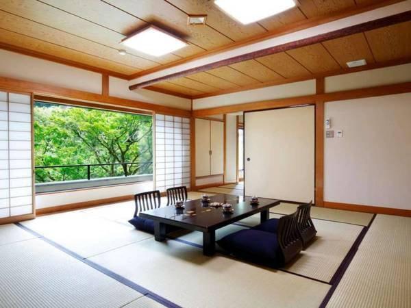 庭園側・二間大部屋和室(一例)