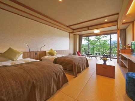 別邸「峰の界」和室ベッドタイプ/一例