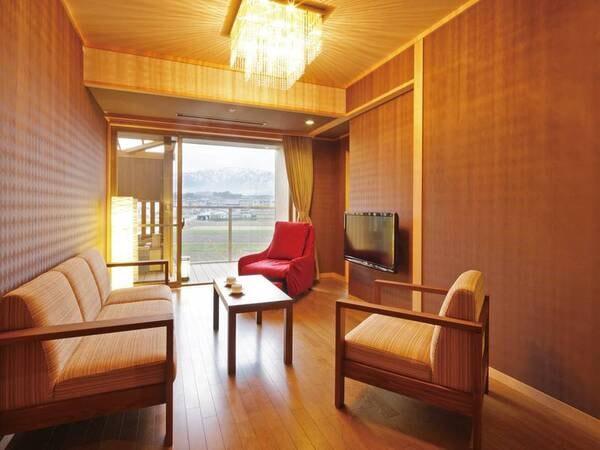 別邸「峰の界」露天風呂付スイートルーム/一例