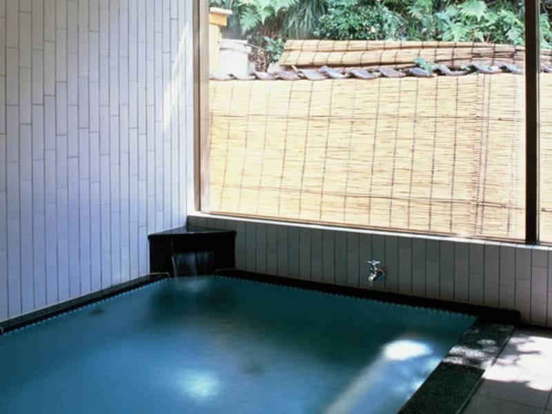 貸切家族風呂 椿の湯/一例