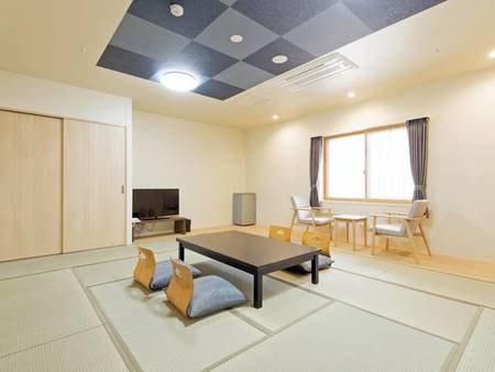 【和室/例】独立空調設備のあるスタイリッシュな客室!