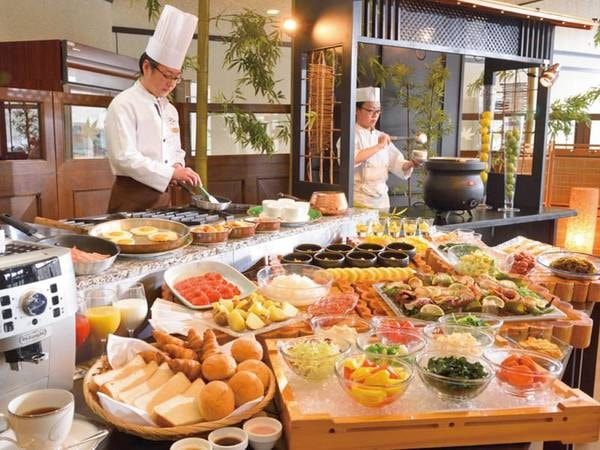 【朝食/例】評判の手作りジャムなど南北海道の味覚も頂ける