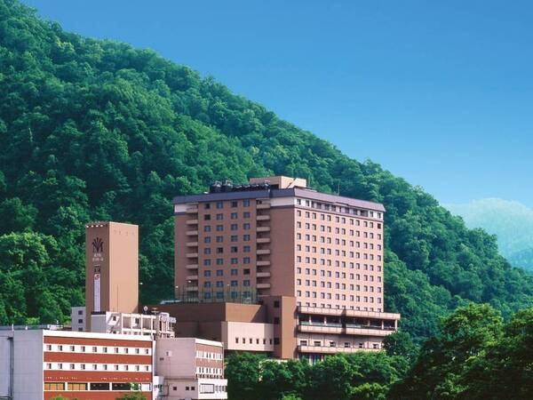 【宿外観】札幌から無料送迎で約60分と好アクセス♪