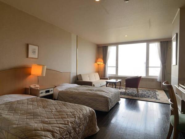 【客室/例】湖側の洋室