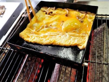 朝食のみ/卵焼き/一例