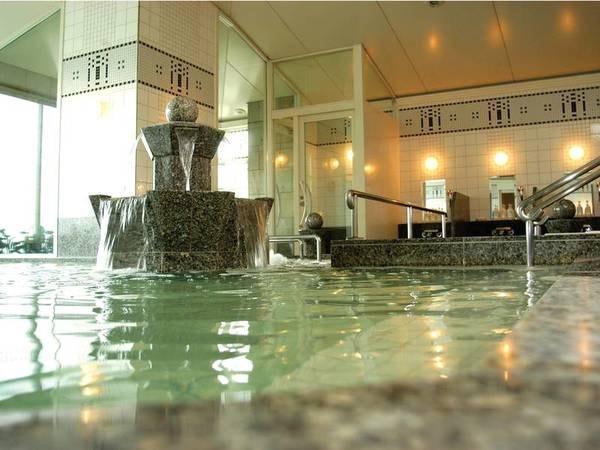 【姉妹館大浴場】ホテルモントレエーデルホフ札幌の天然温泉スパが滞在中1回無料※徒歩約5分