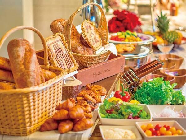 【朝食/例】約40種の充実和洋バイキング