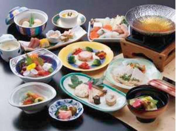 【和食膳/例】旬の食材を使った和食膳