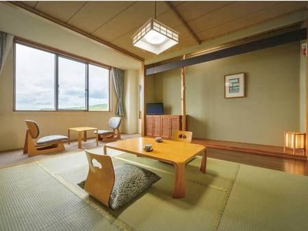 【8畳和室/例】純和風の空間