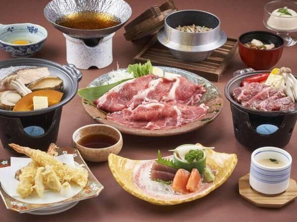 【夕食/例】北海道の旬味こだわり会席