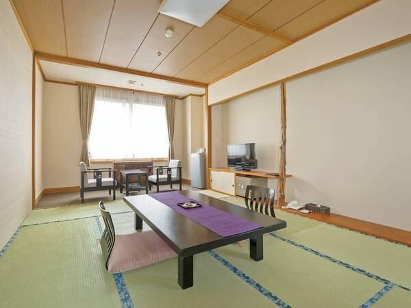 【和室/例】全室禁煙、8~10畳の広さで宿おまかせ