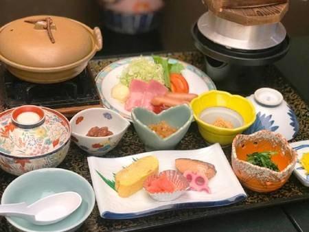 和食膳(朝食)/一例
