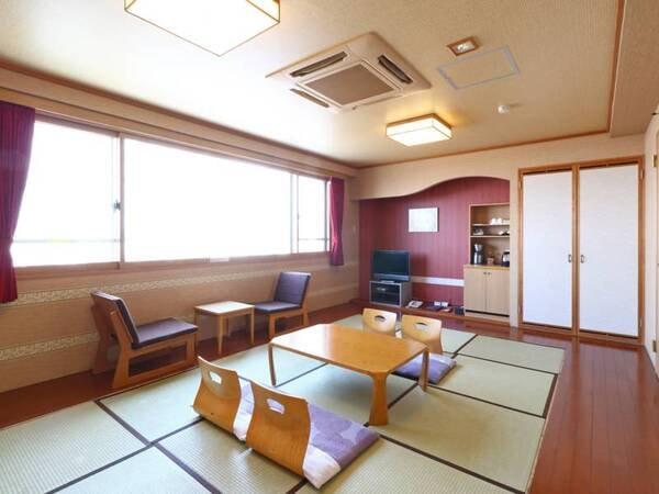 【客室/例】和の趣ある落ち着いた空間