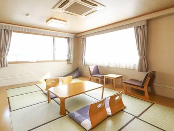 【客室/例】露天付和室