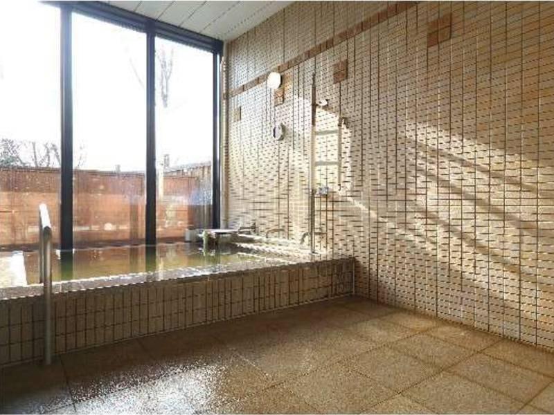温泉棟2階 貸切風呂