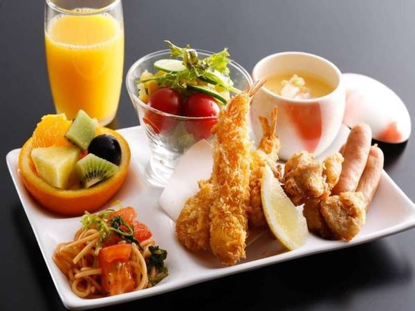朝食ビュッフェ/一例