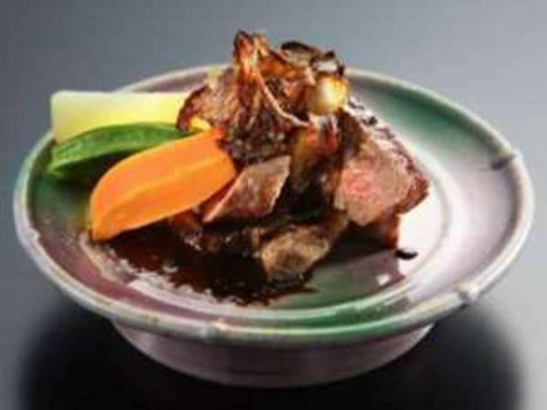 新潟和牛ステーキ満喫プラン/一例