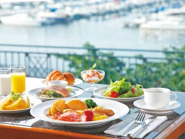 【朝食ビュッフェ/例】※状況により提供形式が変更の場合あり