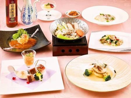 【中華/例】洋食または中華から選べる※予約時グループごとに要選択