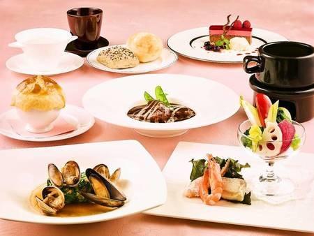 【洋食/例】洋食または中華から選べる※予約時グループごとに要選択