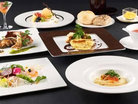 【洋食コース】至福のディナーコース /例