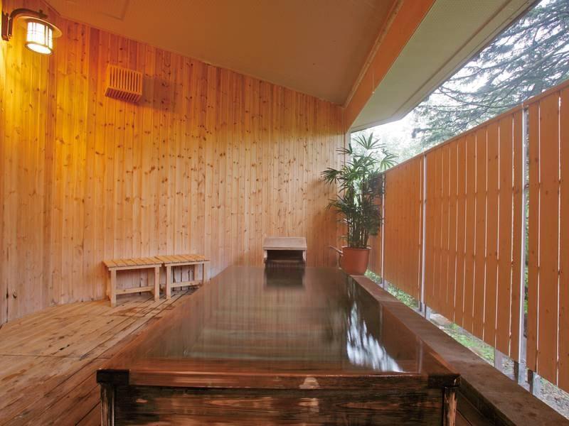 【貸切風呂/しゅまりの湯】3つの貸切風呂を完備し、無料でご利用可能!
