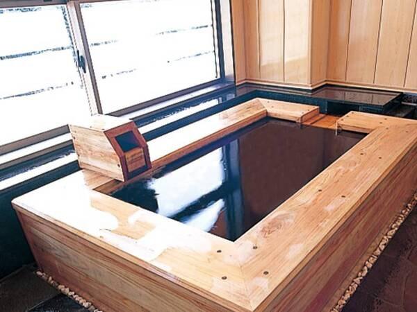 【客室/例】温泉が注ぐ露天風呂付の和室をご用意!