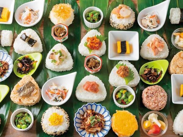 【朝食/例】素材を生かした北海道メニューや実演料理も