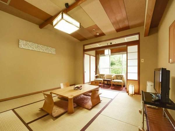 和室(8畳/バス無し) バイキング/一例