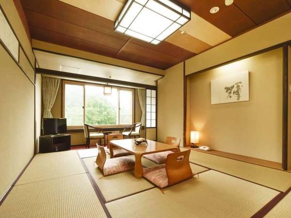 和室(8-10畳/バス無し) バイキング/一例