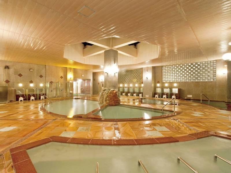 3階大浴場