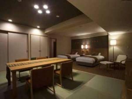 【禁煙】和洋2ベッドルーム(59㎡)/一例