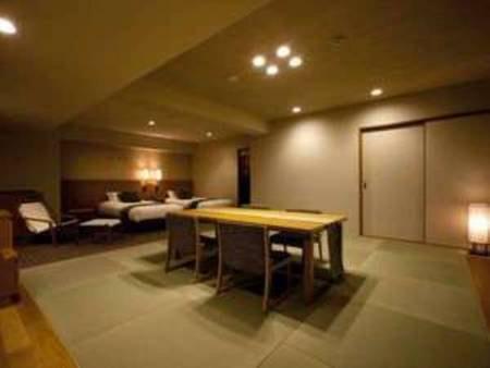 和洋2ベッドルーム(喫煙)【59㎡】/一例