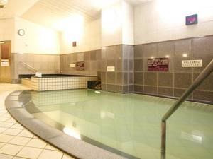 【大浴場】都心とは思えないほど広々とした大浴場