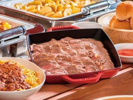 【朝食/例】新鮮な海の幸で勝手丼をどうぞ